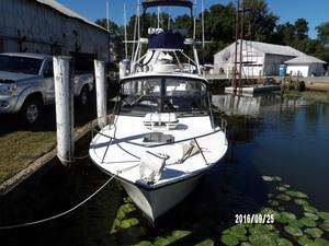 Used Albemarle 27 Express Fisherman Sports Fishing Boat For Sale