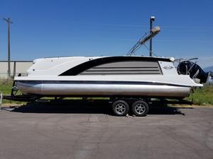 Used Cobalt Marker One M27Marker One M27 Pontoon Boat For Sale