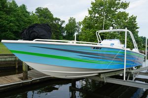Used Avanti 36 CC Center Console Fishing Boat For Sale