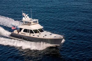 Used Sabre 66 Dirigo Flybridge Downeast Fishing Boat For Sale