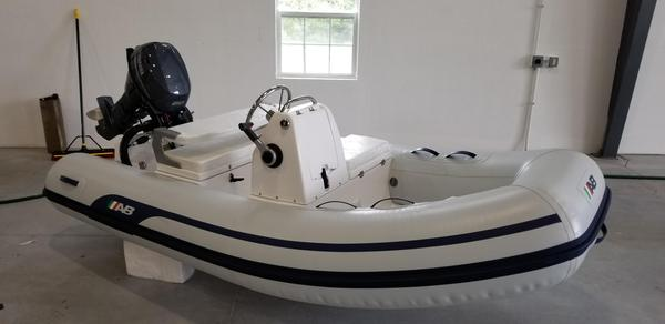 New Ab Inflatables 10 VSX Rigid Sports Inflatable Boat For Sale