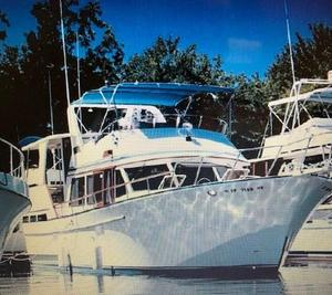 Used Sea Ranger 46 Trawler Motor Yacht For Sale