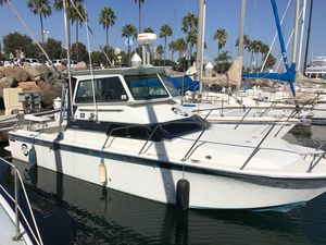 Used Skipjack 28 Pilothouse Boat For Sale