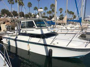 Used Skipjack 28 Pilothouse Boat For Sale