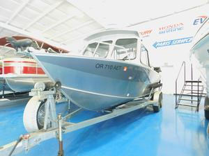 Used Hewescraft 200 Sea Runner Freshwater Fishing Boat For Sale