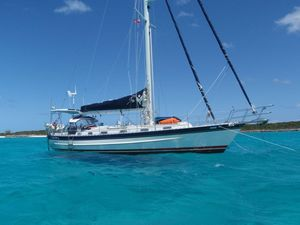 Used Valiant Center Entry Queen Cruiser Sailboat For Sale