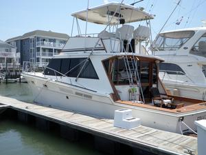 Used Jersey Dawn 40 Cruiser Boat For Sale