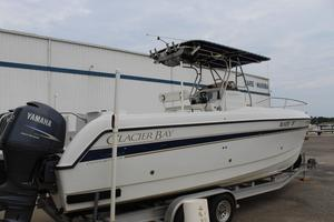 Used Glacier Bay 260 Canyon Runner Center Console Fishing Boat For Sale