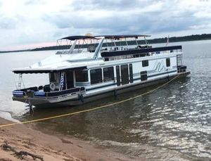 Used Sumerset 72 Houseboat House Boat For Sale