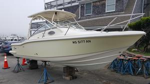 Used Scout Abaco Cuddy Cabin Boat For Sale