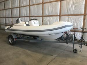 New Walker Bay 450 Generation Tender Boat For Sale