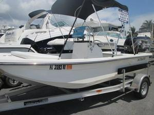Used Sundance F17ccr Center Console Fishing Boat For Sale