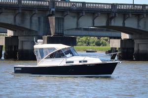 Used Legacy 28 Downeast Fishing Boat For Sale