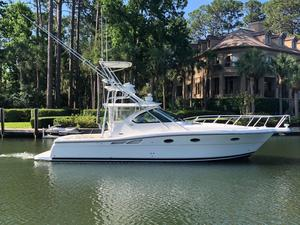 Used Tiara 36 Open Saltwater Fishing Boat For Sale