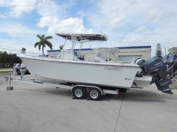 New Parker Boats 2501 DV Center Console Center Console Fishing Boat For Sale