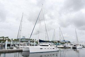 Used Fountaine Pajot Eleuthera 60 Catamaran Sailboat For Sale