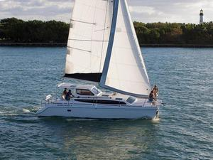 Used Gemini Legay 35 Catamaran Sailboat For Sale