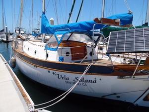 Used Westsail 32 Cruiser Sailboat For Sale