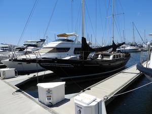 Used Hudson Force 50 Pilothouse Sailboat For Sale