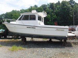 Used Shamrock Mackinaw Sports Fishing Boat For Sale
