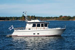 New Targa 35 Pilothouse Boat For Sale