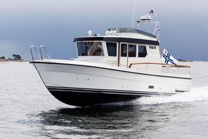 New Targa 30.1 Flybridge Boat For Sale