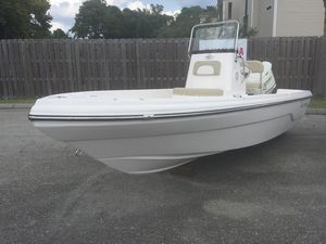 New Sea Born SV19 Bay Saltwater Fishing Boat For Sale