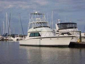 Used Hatteras Sport Fishing Sports Fishing Boat For Sale
