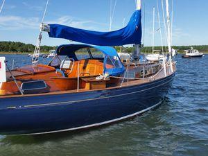 Used Vindo 35' W/ 2011 Yanmar Cruiser Sailboat For Sale