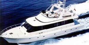 Used Offshore 62 Flushdeck Motor Yacht For Sale