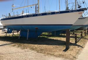 Used Morgan 41 Classic Cruiser Sailboat For Sale