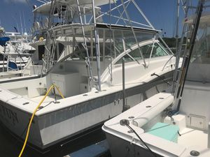 Used Hatteras 39 Sport Express Cruiser Boat For Sale