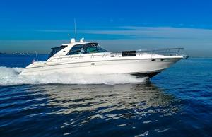 Used Sea Ray 600 Super Sun Sport Motor Yacht For Sale