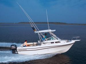 Used Grady-White Gulfstream 232 Cuddy Cabin Boat For Sale