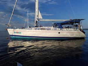 Used Beneteau Moorings 38 Cruiser Sailboat For Sale