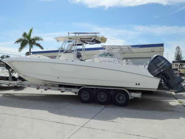 Used Wellcraft 35 Sport Sports Fishing Boat For Sale