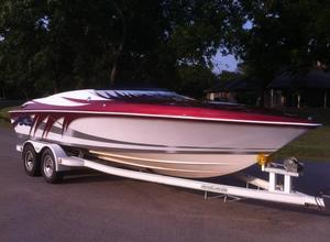 Used Wellcraft Scarab 23 High Performance Boat For Sale