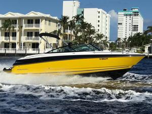 Used Monterey 264fs Bowrider Boat For Sale