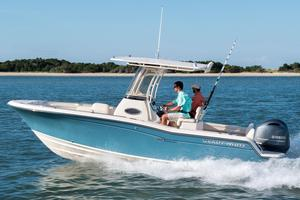 New Grady-White Fisherman 216 Center Console Fishing Boat For Sale