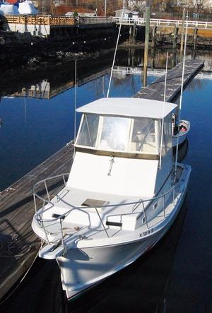 Used Nauset 28' Cruiser Boat For Sale
