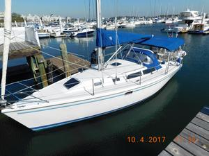 Used Catalina 320 Motorsailer Boat For Sale