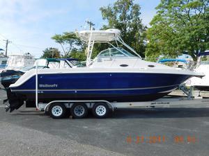 Used Wellcraft 270 Coastal Cuddy Cabin Boat For Sale