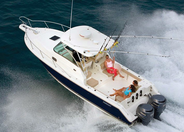 Used Pursuit OS 285 Walkaround Fishing Boat For Sale