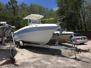 Used Vip 216 Saltwater Fishing Boat For Sale