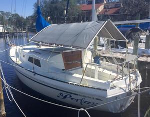 Used Watkins 27 Sloop Sailboat For Sale