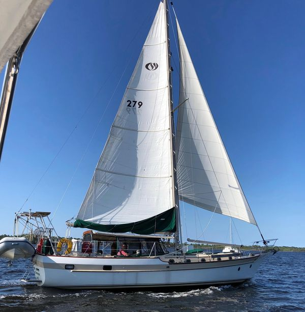 Used Csy Cruiser Sailboat For Sale