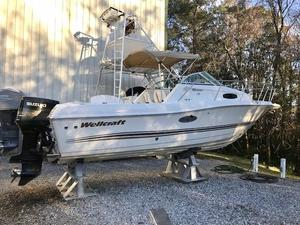 Used Wellcraft Cuddy Cabin Boat For Sale