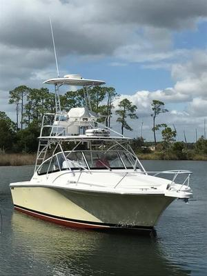 Used Luhrs Express Fish Sports Fishing Boat For Sale