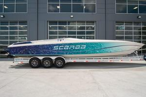 Used Wellcraft Scarab 38 High Performance Boat For Sale