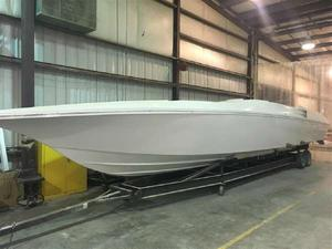 New Fountain 42 Lightning Other Boat For Sale